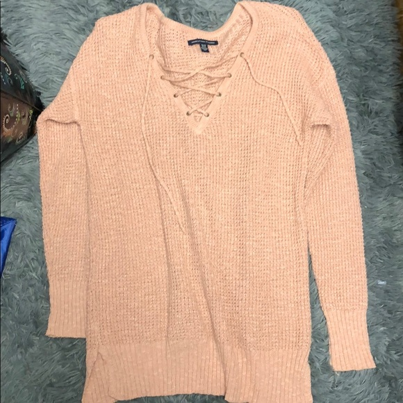 American Eagle Outfitters Sweaters - Lace sweater